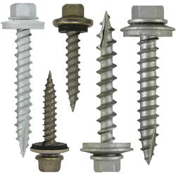 Panel Tite 174 Metal Roofing Screws Triangle Fastener